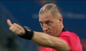 Argentino Nestor Pestana vai ser o árbitro da final França e Croácia