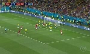 Gols de bola parada marcam o Mundial da Rússia