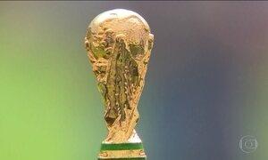 França e Croácia fizeram trajetórias diferentes até a final da Copa