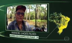 Morro do Chapéu do PI, Paranapanema, Brejo do Cruz, P Murtinho, En Caldas, Palmeira, Feijó