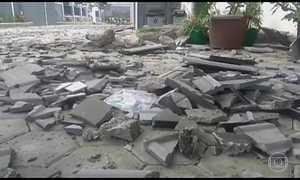 Terremoto deixa 14 mortos e 170 feridos na Indonésia