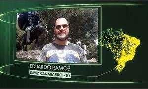 Vídeos de David Canabarro, Lavandeira, Avaré, Itanhangá e Crateús