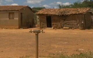 Municípios sofrem com a seca