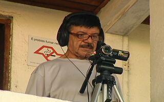Conheça 'Chileno', que cobre o esporte amador no Alto Tietê