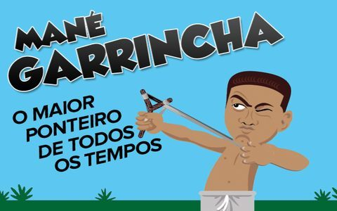 30 anos sem Garrincha