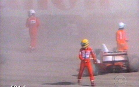 Senna, bicampeão!