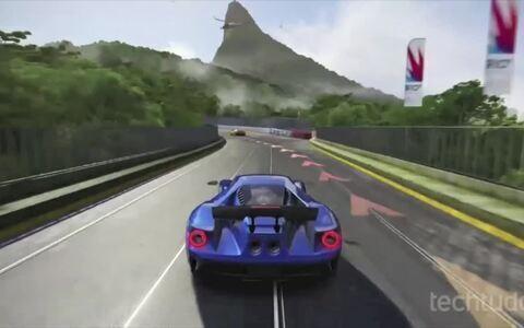 Forza Motorsport 6: veja imagens da pista do Rio de Janeiro
