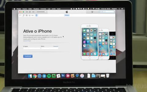 Como redefinir a senha do iPhone