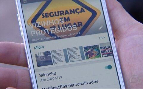 Rede de vizinhos protegidos conectam moradores