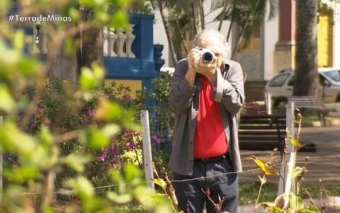 Fotógrafo de 70 anos reúne memórias da região de Mariana ()