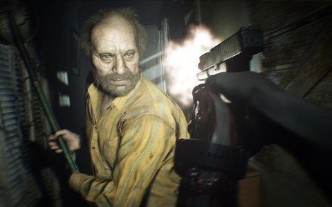 Review do Resident Evil 7