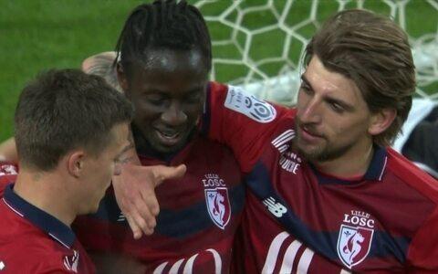 Lille domina Guingamp e vence por 3 a 0 no Campeonato Francês