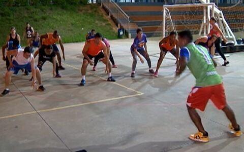Grupo ganha mais saúde por meio de exercícios funcionais