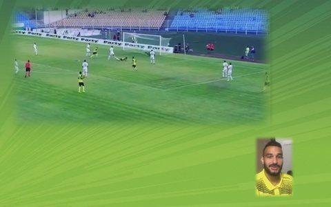Felipe Brisola marcou o gol da vitória do Botev Plovdiv sobre o Partizano pela Europa League