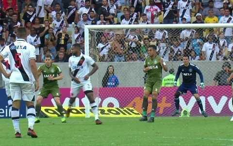 Vasco e Coritiba fazem jogo de poucas chances  e empatam no Maracanã: 1 a 1