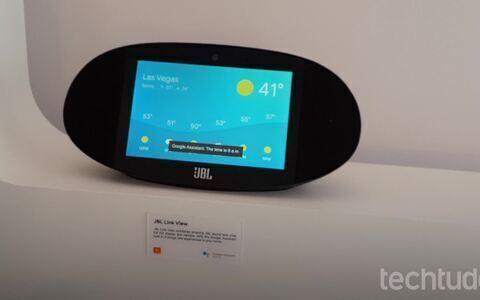 Conheça os Smart Displays expostos pelo Google na CES 2018