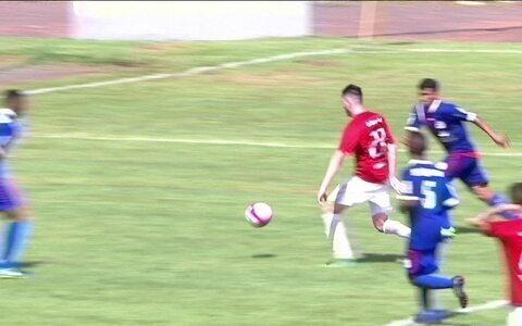 Internacional vai às quartas da Copinha após golear Desportiva: 4 a 0