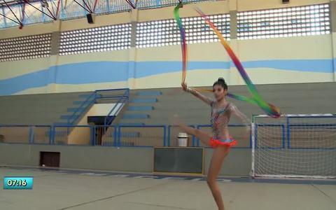 Seletiva escolhe atletas alagoanas para o Campeonato Panamericano Juvenil de Ginástica