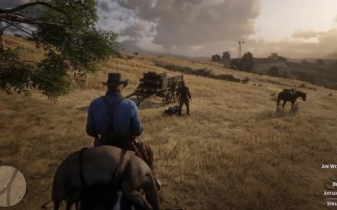 Red Dead Redemption 2 - Trailer de gameplay dublado e legendado em português