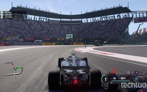 F1 2018 - Gameplay comentado