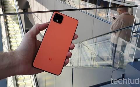 Google Pixel 4: testamos o celular com câmera top e controle por gestos