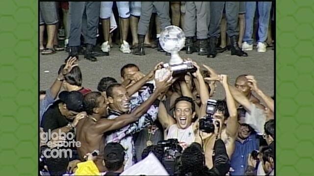 Relembre a conquista da Copa do Nordeste