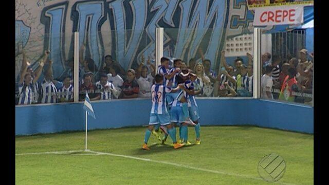 Paysandu vence Paragominas por 3 a 0 na estreia do Campeonato Paraense