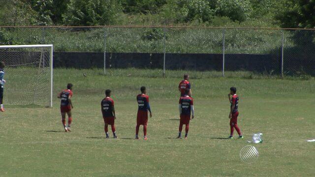 Bahia enfrenta o Flamengo de Guanambi nesta quinta-feira