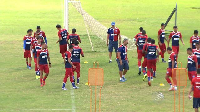 Bahia tem duas mudanças para jogo  contra o Flamengo de Guanambi