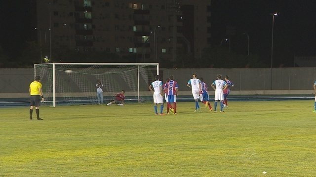 Pelo amapaense sub-17, Oratório empata com o Rio Norte e Santana goleira o Lagoa