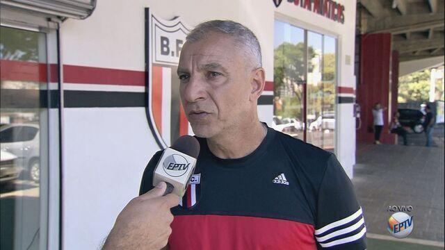 Márcio Fernandes comenta chegada de reforços para Série C do Brasileiro