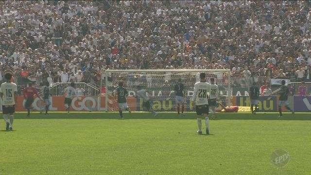 Ponte joga mal, leva 3 a 0 do Corinthians e perde a primeira partida no Brasileirão