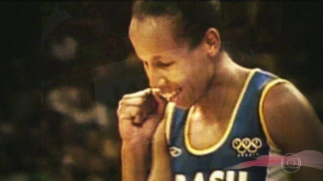 Quadro 'Quem foi?' relembra a linda trajetória  de Janeth no basquete feminino do Brasil