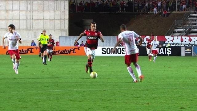 Confira os melhores momentos  do jogo Flamengo 1x0 Inter