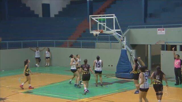 Cibe venceu novamente o Trem e conquistou o estadual feminino de basquete, no Amapá