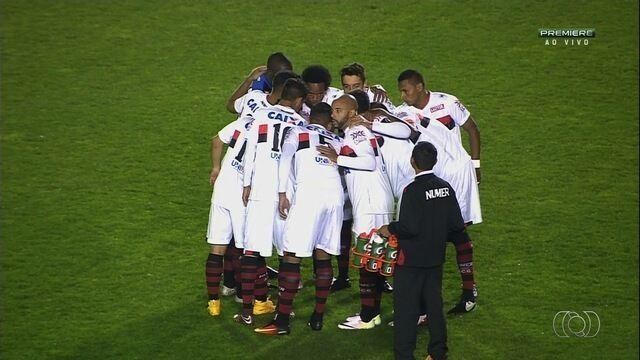 Atlético-GO derrota o Brasil de Pelotas  fora de casa e sobe para segundo lugar
