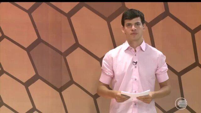 Assista ao Globo Esporte com Flávio Meireles