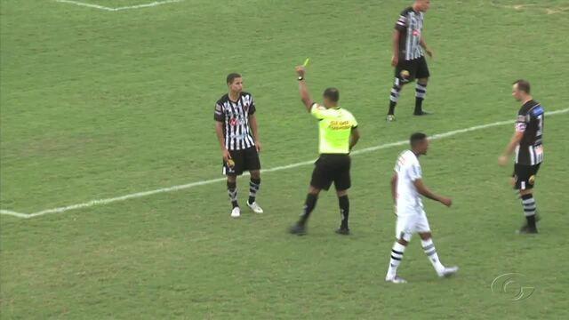 ASA empata com o  Botafogo-PB no Municipal