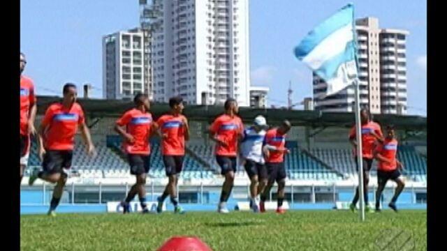 No Paysandu, grupo sabe da  importância do jogo contra o Bragantino