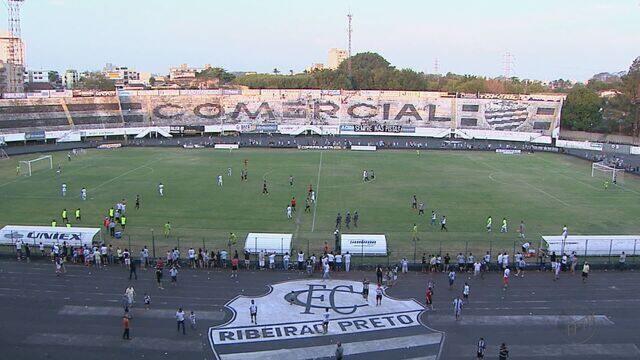 Comercial estreia com derrota para CAV na segunda fase da Copa Paulista
