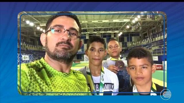 Piauienses sobem no pódio no Brasileiro Sub-13