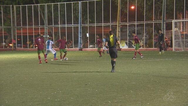 Confira mais uma rodada da segunda fase da Copa Marcílio Dias