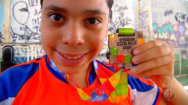 RN conquista 32 medalhas nas Paralimpíadas Escolares