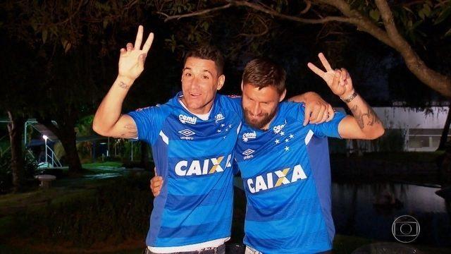 BLOG: Amizade entre Rafael Sóbis e Thiago Neves ganha o mundo e pode render bons frutos à Raposa na Copa do Brasil