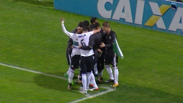 BLOG: Coritiba brilhante no Brasileiro sub-20