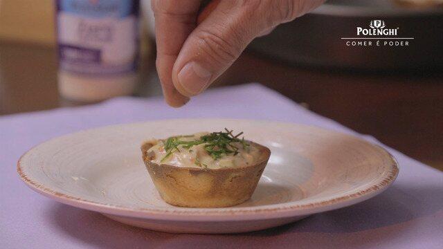 Resultado de imagem para Linguine com Brie e Cogumelos Polenghi