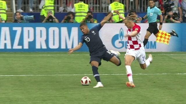 Melhores momentos: França 4 x 2 Croácia pela decisão da Copa do Mundo de 2018