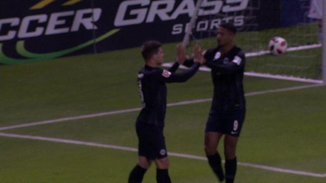 Os gols de Eintracht Frankfurt 2 x 1 São Paulo pelo Torneio da Flórida