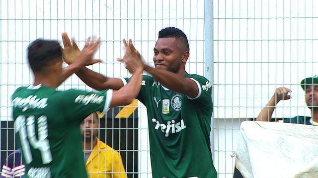 Melhores momentos: RB Brasil 1 x 1 Palmeiras pelo Campeonato Paulista 2019
