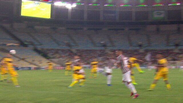 Melhores momentos: Fluminense 4 x 0 Madureira pela 4ª rodada do Campeonato Carioca